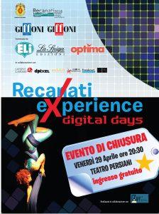 flyer + Locandina recanati 2016 ok